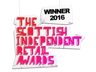 WINNERS E-BADGE - The Scottish Independent Retail Awards 2016